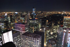 Top of the Rock - looking North