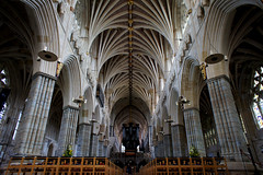 Exeter Cathedral Interior photo by barnyz
