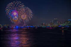 July 4th on the Hudson in New York City-2 photo by Bill Varney