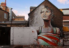Alice Pasquini - London (UK) photo by AliCè