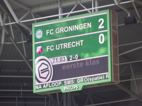 9484986469 7a5ef8ed51 FC Groningen   FC Utrecht 2 0, 11 augustus 2013