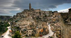 Matera in hdr photo by valeriolanci