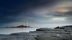 St. Mary's Lighthouse photo by Alistair Bennett