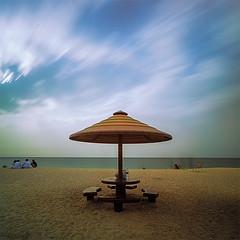 Sharjah Beach photo by Waheed Akhtar Photography