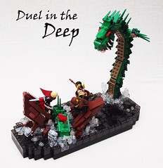 Duel in the deep photo by Mark of Falworth