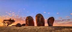 Sunset at Murphy's Haystacks West Coast South Australia [Explored] photo by Jacqui Barker Photography