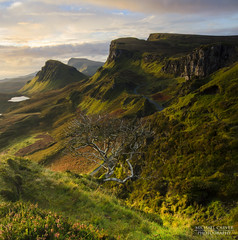 Quirraing - Isle of Skye photo by Michael Carver Photography