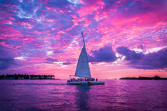 Sunset Sail photo by Patberg