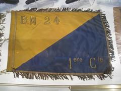 BM 24- Fanion à  Angoulême