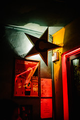 Cuban star photo by Dan Chippendale