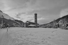Kirche Regina Pacis, Suvretta, St.Moritz photo by Toni_V