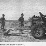 RA- 1942- Bir Hakeim  canon-de-25-pounder-source-artilleur-dfl-51-janvier-2008