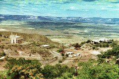Jerome, Arizona ~ Historical Town ~ Old 35mm Film ~ Largest Ghost Town in America photo by Onasill