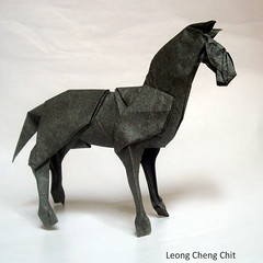 Horse photo by Leong, Cheng Chit