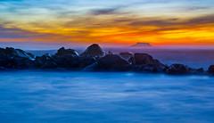 Winter Sunset photo by mduckitt