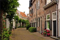 "Muurhuizen (""wall houses"") in Amersfoort photo by Foto Martien"