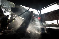 Master Chef of Bagnet Making photo by Richard Balonglong