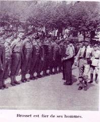 1944- Lyon - Général Diego Brosset