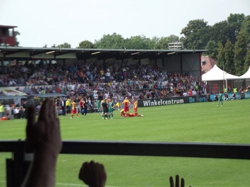 9592521068 47e4e65cba Go Ahead Eagles   FC Groningen 3 3, 25 augustus 2013