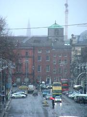 Snowy Dublin