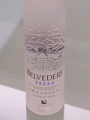 Belvedere Vodak Close-Up