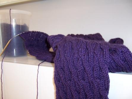 purplescarf
