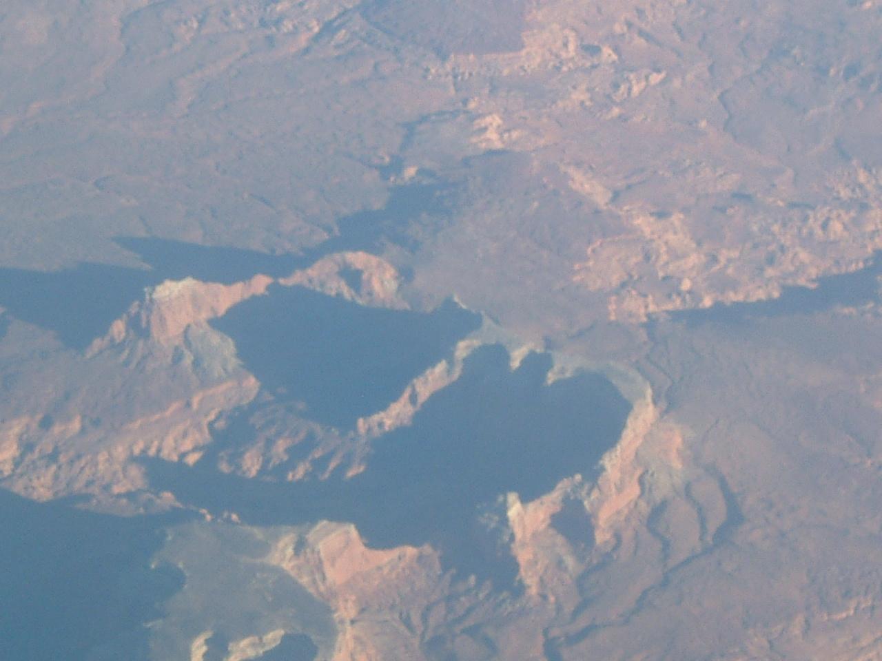 Somewhere between Nevada and Utah