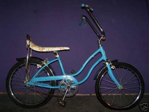 biz's bike