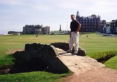 Brad in Scotland