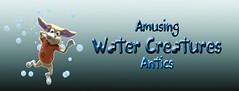 Waterworld Creatures' spotlighTs