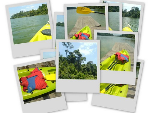 Kayaking Collage (2)