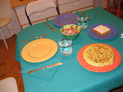 Una cena genial