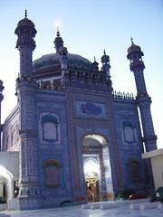 Sachal Sarmast's Tomb