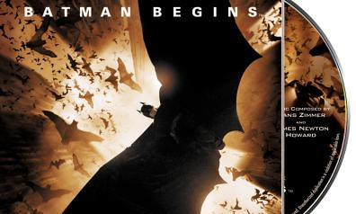 DIA_Batman BEgins CD