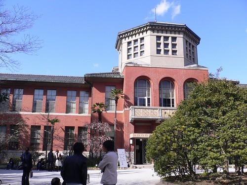 同志社女子大学栄光館