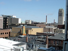 The Rooftops of Ann Arbor