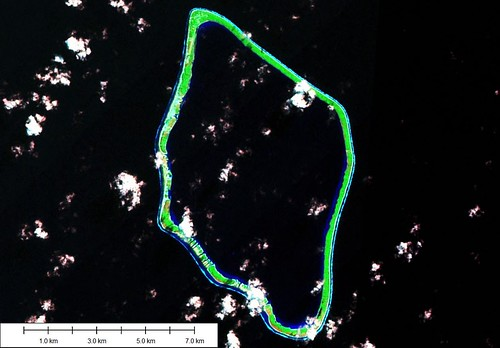 Atoll Tureia - Image
