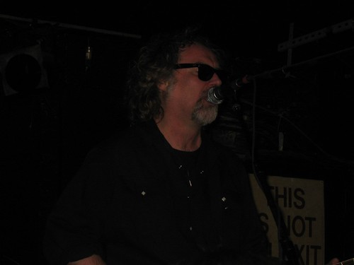 Scott McCaughey, close up