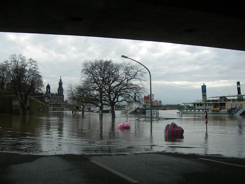 Elbe flooding