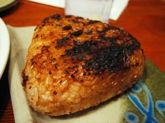 grilled onigiri