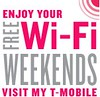 Free weekend SFO wi-fi for T-Mobile customers