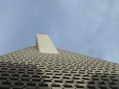 Transamerica Pyramid - Seitenflügel