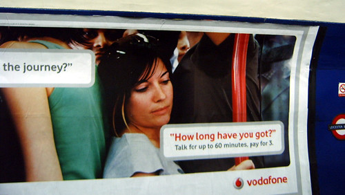 How was your journey - London Underground Ad