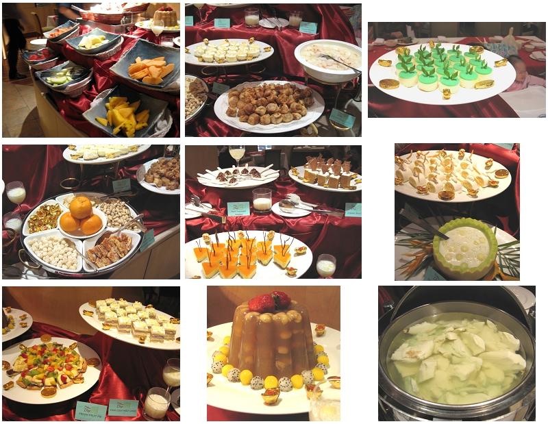 Desserts series