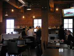 Bridgeport Mezzanine Bar by Annie & John Schmidt