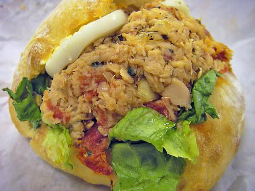 Provence Sandwich