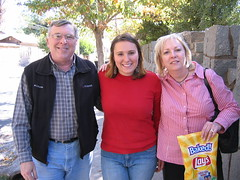 Emily and parents