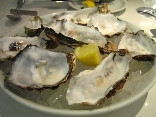 i love oysters!!