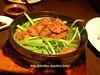 三四味屋的牛肉炒青菜