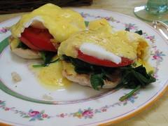 congealed, eggy goodness